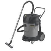 Karcher NT70/3 3600W 70/70Ltr 3-Motor Wet & Dry Vacuum Cleaner 240V