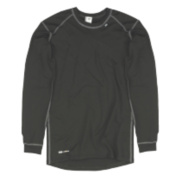 Helly Hansen Kastrup Baselayer Crewneck Black X Large 45