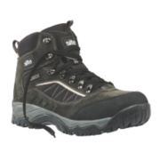 Site Quartz Safety Boots Grey Size 9