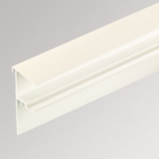 Corotherm Side Flashing White x 25 x 4000mm Pack of 2