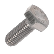 Set Screws A2 Stainless Steel M10 x 25mm Pack of 10