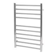 Reina Luna Flat Ladder Towel Radiator S/Steel 430 x 600mm 262W 895Btu