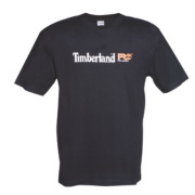 Timberland Pro 306 T-Shirt Black Large 40-43