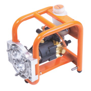 Evolution EVO-System PW3200 175bar Pressure Washer Output