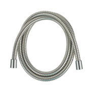 Moretti Shower Hose Chrome 16mm x 1.75m Chrome 11mm x 1.75m