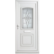Sherborne Single-Light Front Door RH uPVC 920 x 2085mm