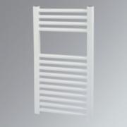 Kudox Flat Towel Radiator White 700 x 400mm 259W 884Btu