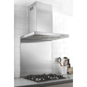 Hafele Catering Grade Splashback Stainless Steel 750 x 600mm