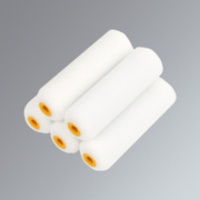 No Nonsense Gloss Mini Roller Sleeves Foam Pile 4