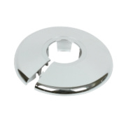 Talon Chrome Pipe Collar 22mm Pack of 10