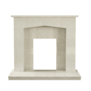 Be Modern Ella Fire Surround Manila Micro Marble