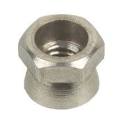 Security Shear Nuts A2 Stainless Steel M5 Pack of 10