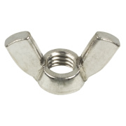 Wing Nuts A2 Stainless Steel M10 Pack of 50