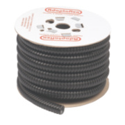 Adaptaflex Liquid Resistant Covered Steel Conduit 20mm x 10m Black