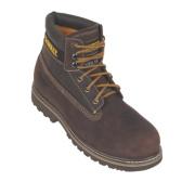 DeWalt Work Safety Boots Brown Size 9