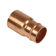 Yorkshire Solder Ring Reducing Coupler YP6 28 x 22mm