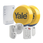 Yale Ultimate 2-Room Alarm Kit