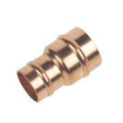 Solder Ring Reducing Coupler 28 x 22mm