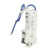 Wylex 20A 30mA Single Pole Type C Curve RCBO