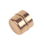 Solder Ring Stop End 22mm Pack of 2