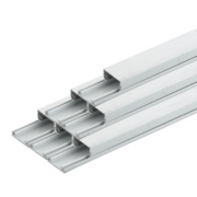 Tower Mini Trunking 25mm x 16mm x 3m (90m) Pack of 30
