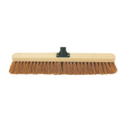 Soft Broom Head & Bracket 24