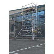Lyte SF25DW57 Helix Double Width Industrial Tower 5.7m