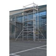 Lyte SF25DW57 Helix Double Width Industrial Tower 5.7m