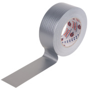 Eurocel Cloth Tape 42 Mesh Silver 50mm x 50m