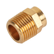 Yorkshire Endex Male Coupling N3 15mm x ½