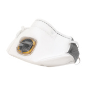 JSP Typhoon Horizontal Fold Flat Valved Mask FFP2