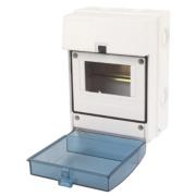 Consumer Unit Enclosure 5-Module Plastic IP65