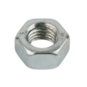 Hex Nuts BZP Steel M20 Pack of 50