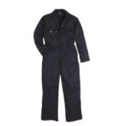 Dickies Economy Stud Front Coverall Navy Large 44-46