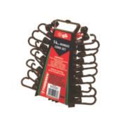 Thorsen Bungee Cord Assortment & Storage Rack 14 Piece Set x 8mm