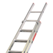 Lyte DIY Double Extension Domestic Ladder 15 Rungs Max. Height 8.03m