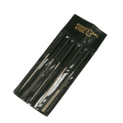 Forge Steel Diamond File Set 5 Pc