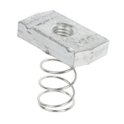 Channel Spring Nut M10 Long