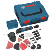 Bosch GOP10.8V-Li 10.8V 1.3Ah Li-Ion Cordless Multi-Cutter with Accessories