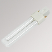 Osram Compact Fluorescent Lamp G23 2-Pin 400Lm 7W