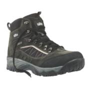 Site Quartz Safety Boots Grey Size 8