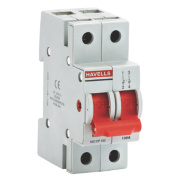 Havells 100A Double-Pole Switch Disconnector Incomer for A Boards