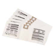 Titan Vacuum Cleaner Filter Bags 40Ltr Pack of 5