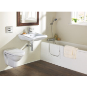 Classic Bathroom Suite with Acrylic Walk-In Bath for Elderly & Disabled LH