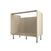 Oak Kitchens Pan Drawer Base Cabinet 900 x 570 x 870mm
