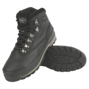 TUSKERS S3 WATERPROOF BOOT BLACK SIZE 8