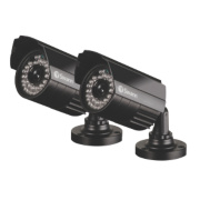 Swann PRO-535 CCTV Bullet Indoor / Outdoor Wired Security Camera Pack of 2