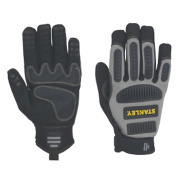 Stanley Extreme Impact Performance Gloves Grey Large