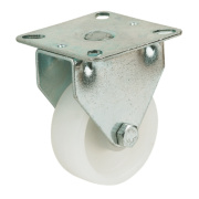 Fixed Castors 80mm Pack of 4