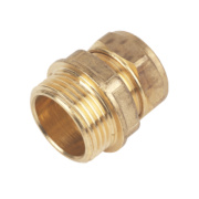 Male Coupler 22mm x 1